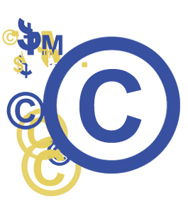 marcas, copyright y derechos de autor